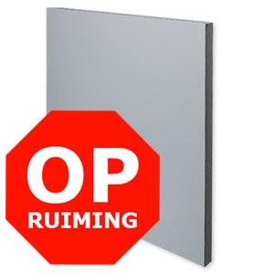 OPRUIMING PVC XT GRIJS RAL 7035