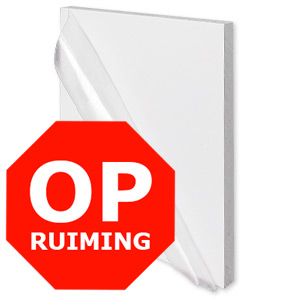 OPRUIMING PVC XT WIT