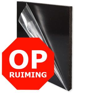 OPRUIMING PVC XT ZWART