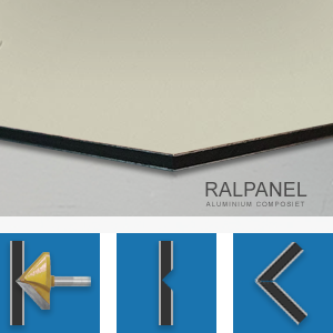 RALPANEL 9001 CRÈME WIT